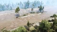 Drei Flüsse für MudRunner