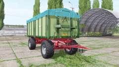Welger DK 280 R v2.0 pour Farming Simulator 2017