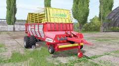 POTTINGER EUROBOSS 330 T twin tires v1.5 für Farming Simulator 2017