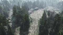 Forest watch pour MudRunner