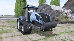 New Holland T7.315 TerraTrac v1.2 für Farming Simulator 2017