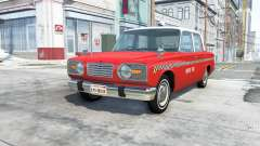 Ibishu Miramar Taxi v1.011 für BeamNG Drive