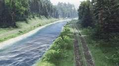 Fluss Tushama