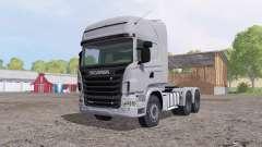 Scania R730 Topline cab