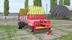 POTTINGER EUROBOSS 330 T twin tires für Farming Simulator 2017