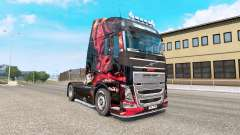 MSI Gaming-skin für den Volvo FH truck series