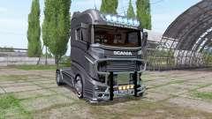 Scania R1000 pour Farming Simulator 2017