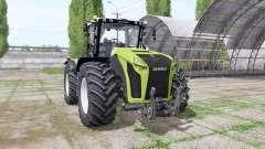 CLAAS Xerion 4500 Trac VC pour Farming Simulator 2017