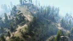 Des sentiers de montagne