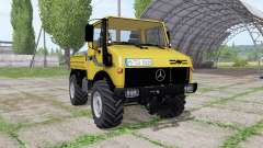 Mercedes-Benz Unimog U2100 v3.1