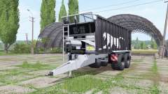 Fliegl ASW 271 Black Panther v1.1 pour Farming Simulator 2017
