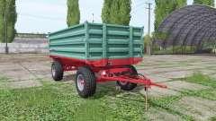 Reisch RD 80 für Farming Simulator 2017