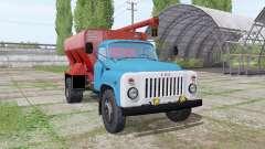 GAZ 53 ZSK v1.5 pour Farming Simulator 2017