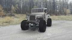 Willys MB off-road v1.1 pour MudRunner