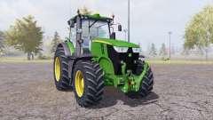 John Deere 7200R v2.0 für Farming Simulator 2013
