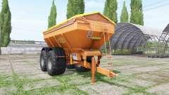 BREDAL K165 v1.1 für Farming Simulator 2017