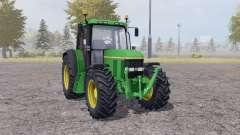 John Deere 6100 v2.1 für Farming Simulator 2013