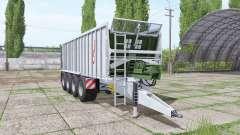 Fliegl Gigant ASW 491 v1.1 für Farming Simulator 2017