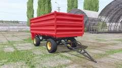 Zmaj 489 v1.1 pour Farming Simulator 2017