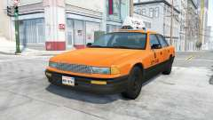 Gavril Grand Marshall city cab für BeamNG Drive