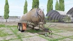 Fortschritt HTS 100.27 v1.0.0.2 pour Farming Simulator 2017