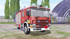 Scania 94D 260 autopompe belge