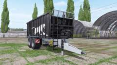 Fliegl ASW 271 Black Panther v1.0.0.1 pour Farming Simulator 2017