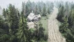Rinde - Karst-Gebiet für MudRunner