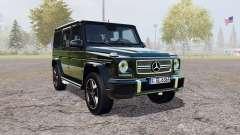 Mercedes-Benz G 65 AMG (W463) für Farming Simulator 2013