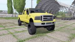 Ford F-350 Super Duty Crew Cab 2005