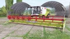 CLAAS Lexion 990 experimental v2.0 pour Farming Simulator 2017
