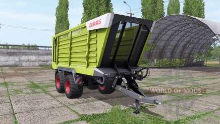 CLAAS Cargos 740 pour Farming Simulator 2017