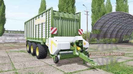 Strautmann Tera-Vitesse CFS 5201 DO v1.1 pour Farming Simulator 2017