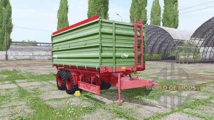 Fliegl TDK 255 für Farming Simulator 2017