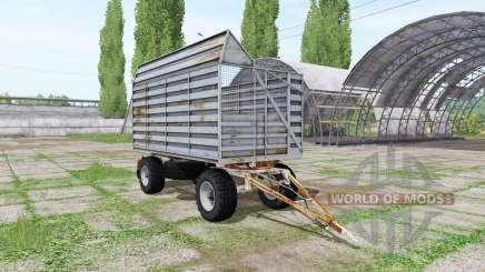 Fortschritt HW 80 SHA für Farming Simulator 2017