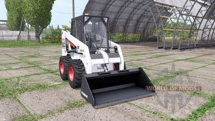 Bobcat 863 Turbo für Farming Simulator 2017