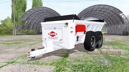 Kuhn Knight 8118 pour Farming Simulator 2017