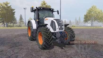 CLAAS Axion 830 v2.1 für Farming Simulator 2013