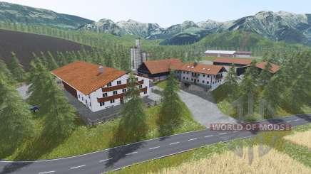 Alpine valley pour Farming Simulator 2017