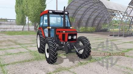 Zetor 7340 für Farming Simulator 2017