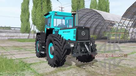 Mercedes-Benz Trac 1800 Intercooler für Farming Simulator 2017