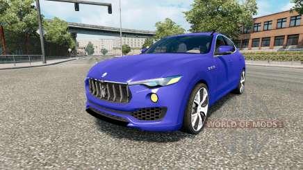Maserati Levante 2017 pour Euro Truck Simulator 2