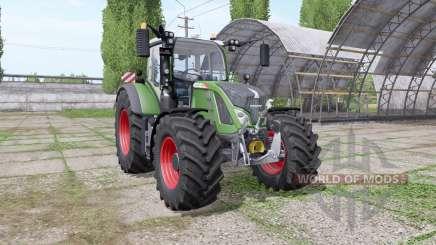 Fendt 714 Vario SCR für Farming Simulator 2017