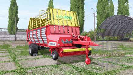 POTTINGER EUROBOSS 330 T v1.1 pour Farming Simulator 2017