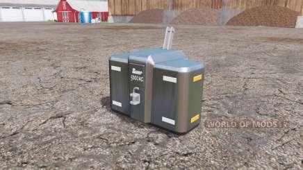 Suer SB 5000 für Farming Simulator 2015