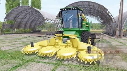 John Deere 7400 pour Farming Simulator 2017