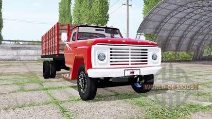 Ford F-600 grain truck pour Farming Simulator 2017
