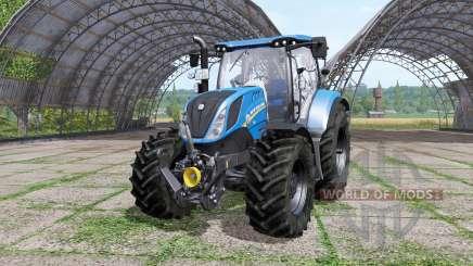 New Holland T6.160 v1.1.2 für Farming Simulator 2017