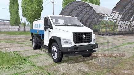 GAS-Rasen-Weiter (C41R13) 2014 v1.3 für Farming Simulator 2017