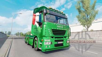 Iveco Stralis 560 2006 pour Euro Truck Simulator 2